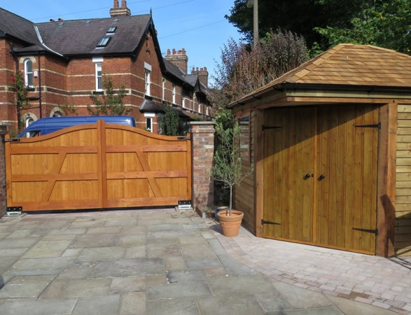 Landscaping in Cheshire and Manchester by Beauscape