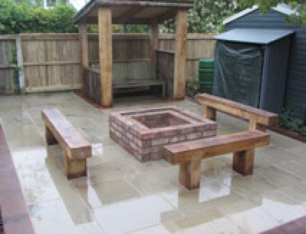 Landscaping in Sale