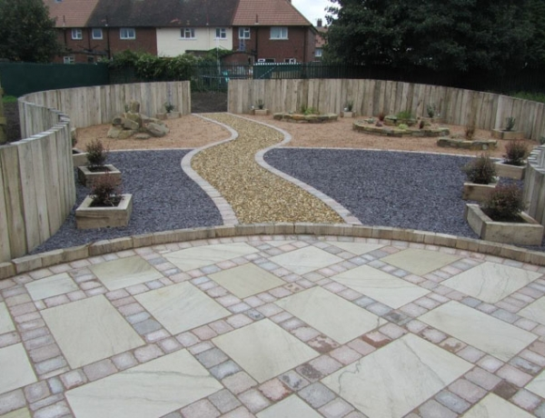 School Landscaping in Cheshire and Manchester