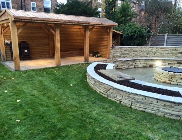Landscaping in Hale by Beauscape